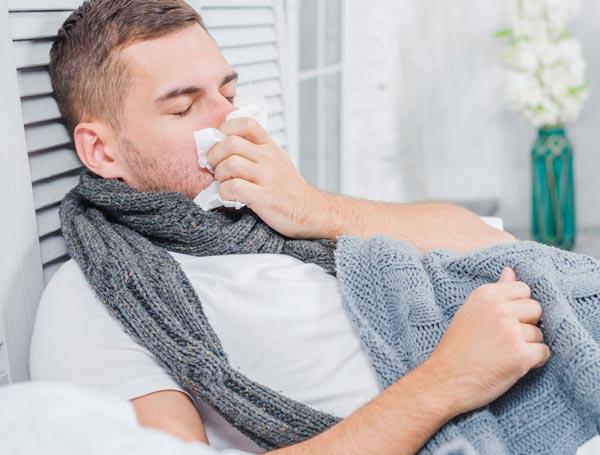 Está na Hora de se proteger da Gripe 2019